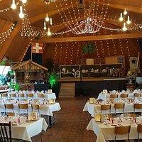 Grande salle de la Croix-Blanche Treyvaux - mariage