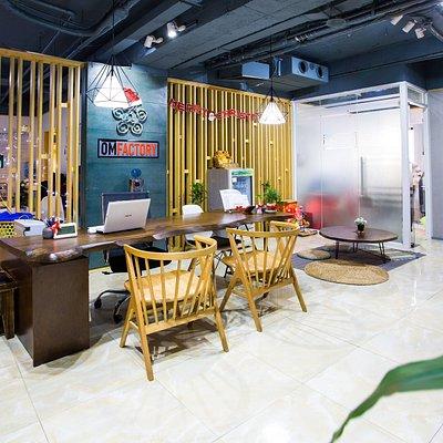Reception studio 135 Bui Thi Xuan