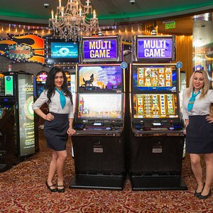 Roulette, slots, jackpots and much more!
