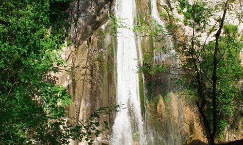 Агурские водопады (Сочи)
