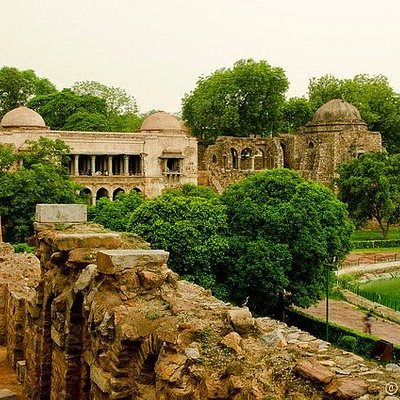 Hauz Khas Village