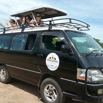 On safari with Africa sceneries tours and safaris in Lake Mburo National Park, Uganda