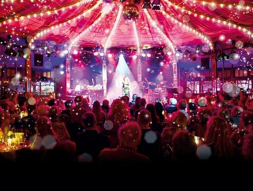 """Das Theater """"Bar jeder Vernunft"""" in Berlin gehört zu den führenden Kleinkunstbühnen Deutschlands"""