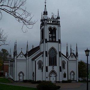 Lunenberg, Saint John's Anglican Church, 1753