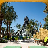 Water is Life. Life is Joy. That's the philosophy celebrated at Universal's Volcano Bay™ water t
