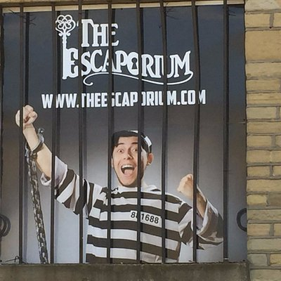 Our prisoner didn't make it out on time!