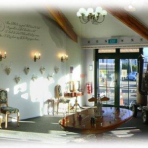 The main shop area :-)