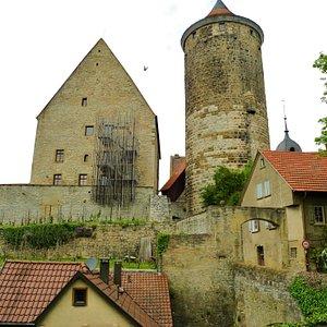 Schochenturm ausserhalb der Stadtmauer