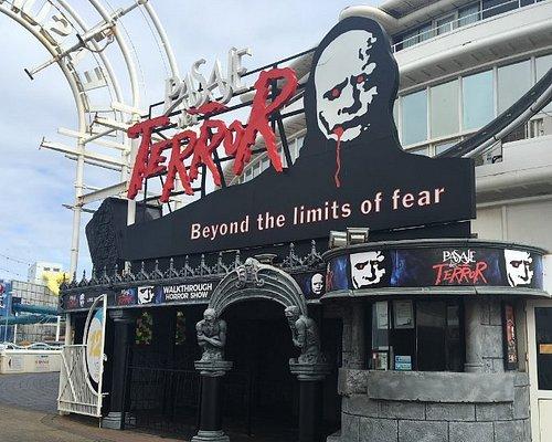 Pasaje del Terror Blackpool