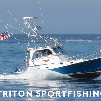 Triton Sportfishing sails out of Rock Harbor in Orleans, MA