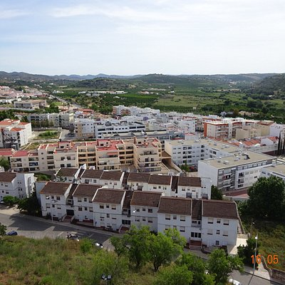 View from Castle of Town