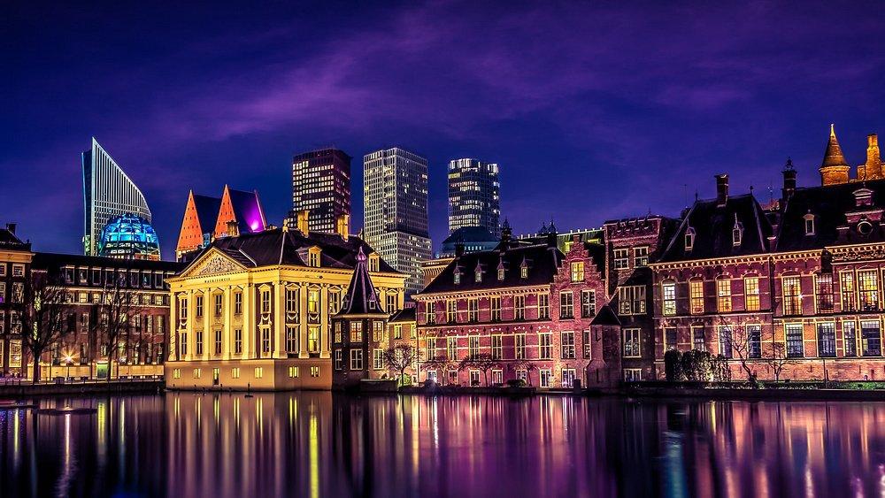 Noche en Den Haag