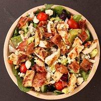 Cobb Salad w/ Grilled Chicken