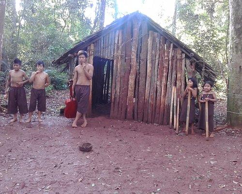 Cabaña típica