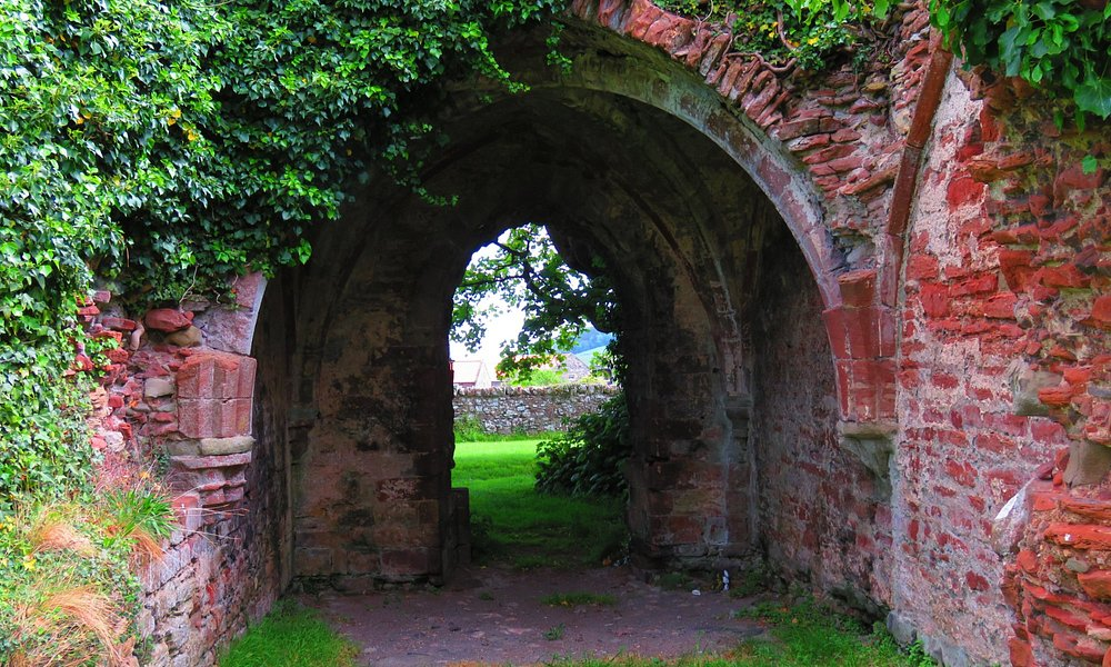 vaulted arch