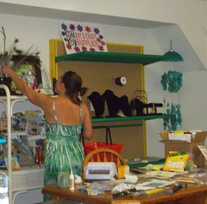 ArtFunDo is an eclectic art and craft supply store, we're moving soon, so come check us out!