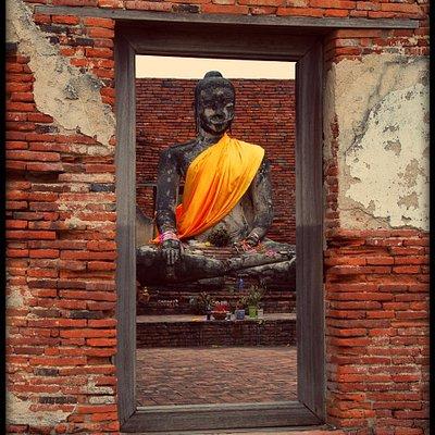 Le Bouddha en sa demeure