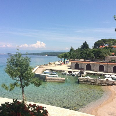 Malinska Strand Rova ( Blue waves Resort & Villa Rova )