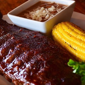 Our signature HBJ BBQ Ribs.