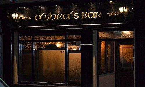 O'Shea's Bar and Beer Garden Entrance
