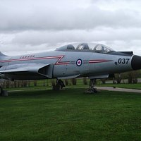 The jet that replaced the cancelled Avro, I think