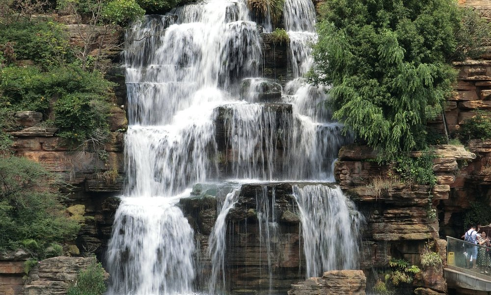Kunming Waterfall Park