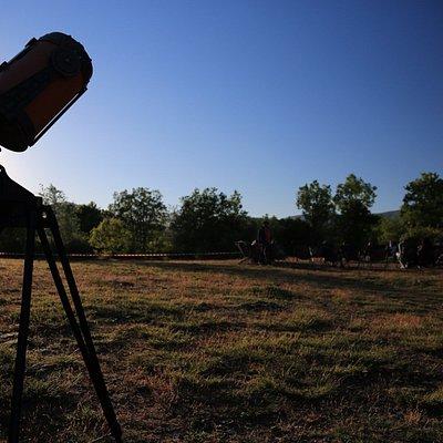 Observation du Ciel Etoile - Grandeur Nature