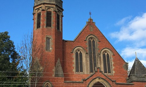 the former st andrew presbyterian church now privately owned