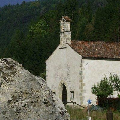 Vista della chiesa da Sud-ovest