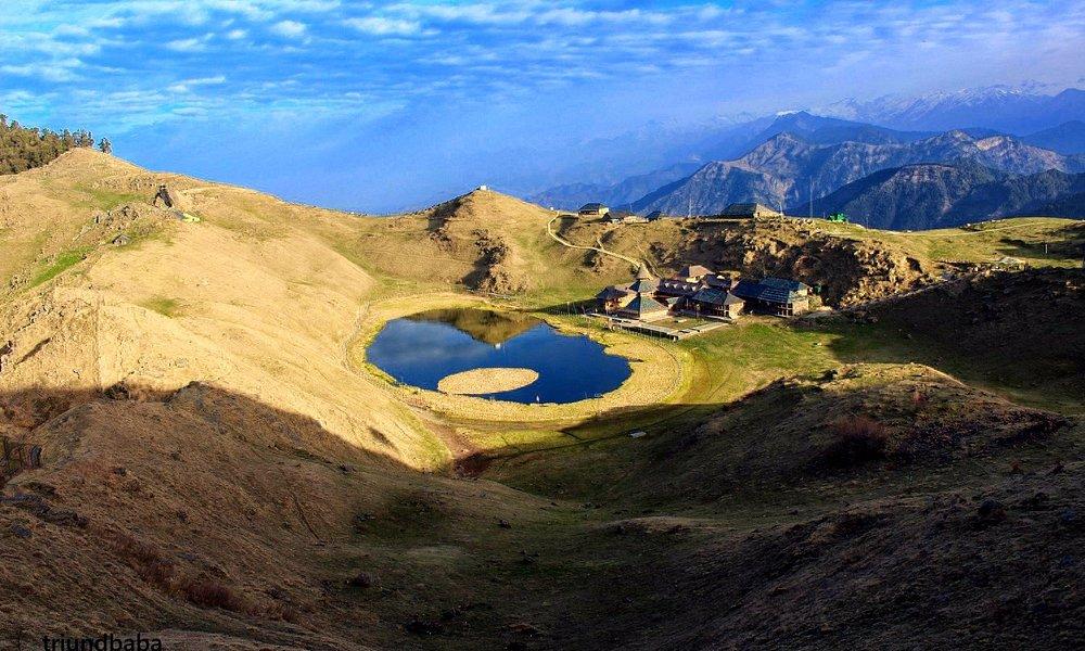 Lake of Rishi Prashar