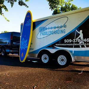 We are a mobile business, offering rental delivery and pick up at your location choice!