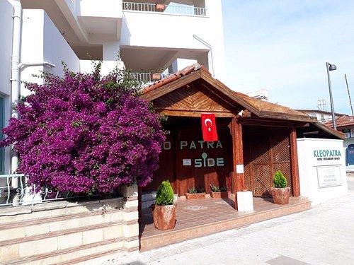 Side Antik Kenti,19.05.2017, Manavgat-Antalya