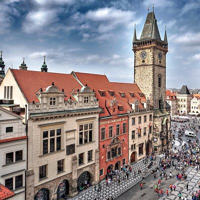 Staroměstská radnice v Praze (Old Town Hall in Prague)