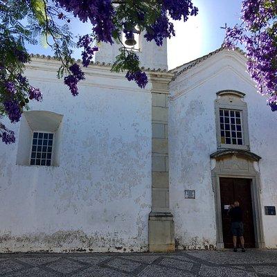 The church exterior