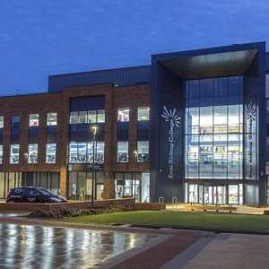 East Riding College, Flemingate, Beverley