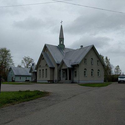Лютеранская церковь Святого Креста