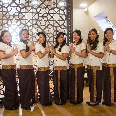 THAIco Spa Team