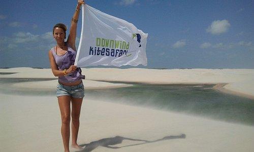 Downwind Kitesafari - You find us where it's windy