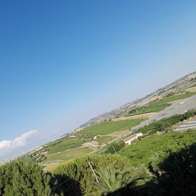 Naro come la Toscana