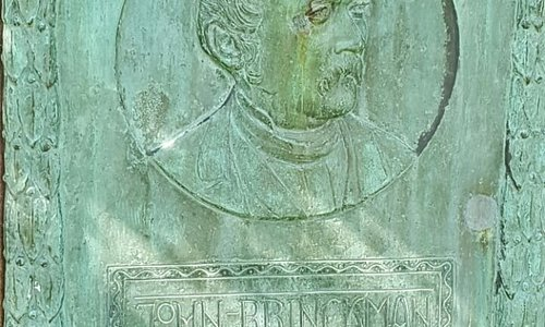 Gedenkstein John Brinckmann