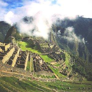 Machu Picchu !!