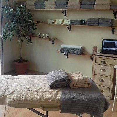 Iaso Massage, Alounda Crete