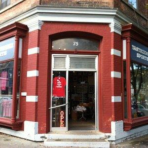 Yastrzemski Sports front entry - Cooperstown NY