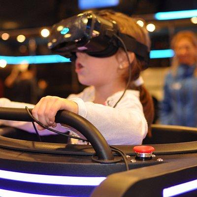 los niños de la realidad virtual
