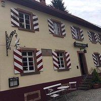 Silberner Stern Restaurant