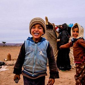 trip to sahara to explore nomad life