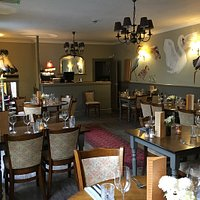 Our lovely dining room.