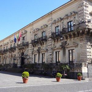Acireale - Palazzo Comunale