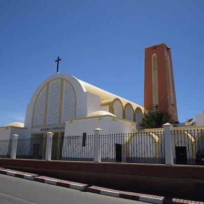 Iglesia Católica de El Aaiún