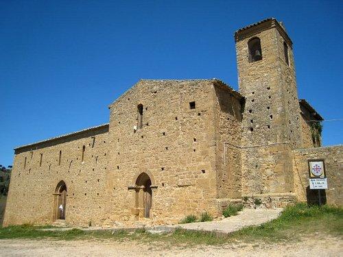 Priorato vista laterale ingresso